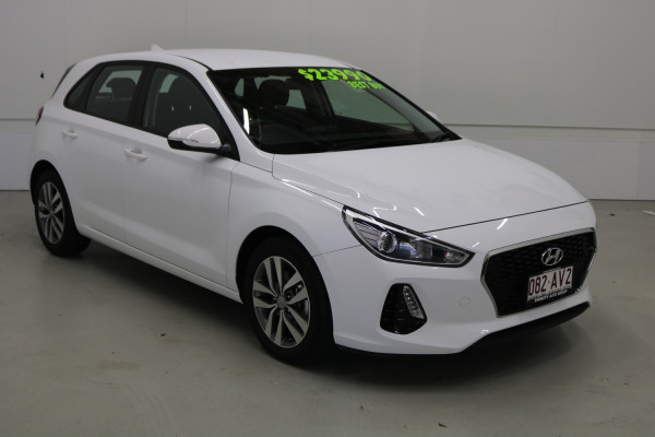 2019 Hyundai I30 PD2 MY19 ACTIVE Hatchback Image 3