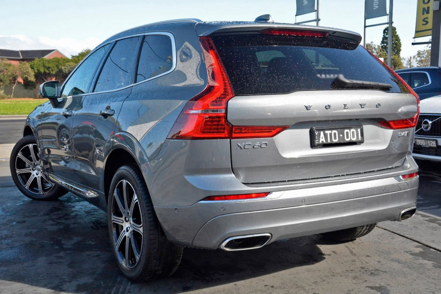 2018 Volvo XC60 Inscriptio