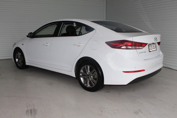 2017 MY18 Hyundai Elantra AD Active Sedan Image 4