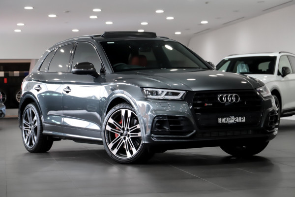 Audi SQ5 SQ5 FY