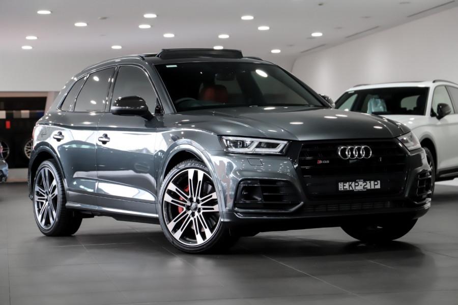 2020 Audi SQ5 SQ5