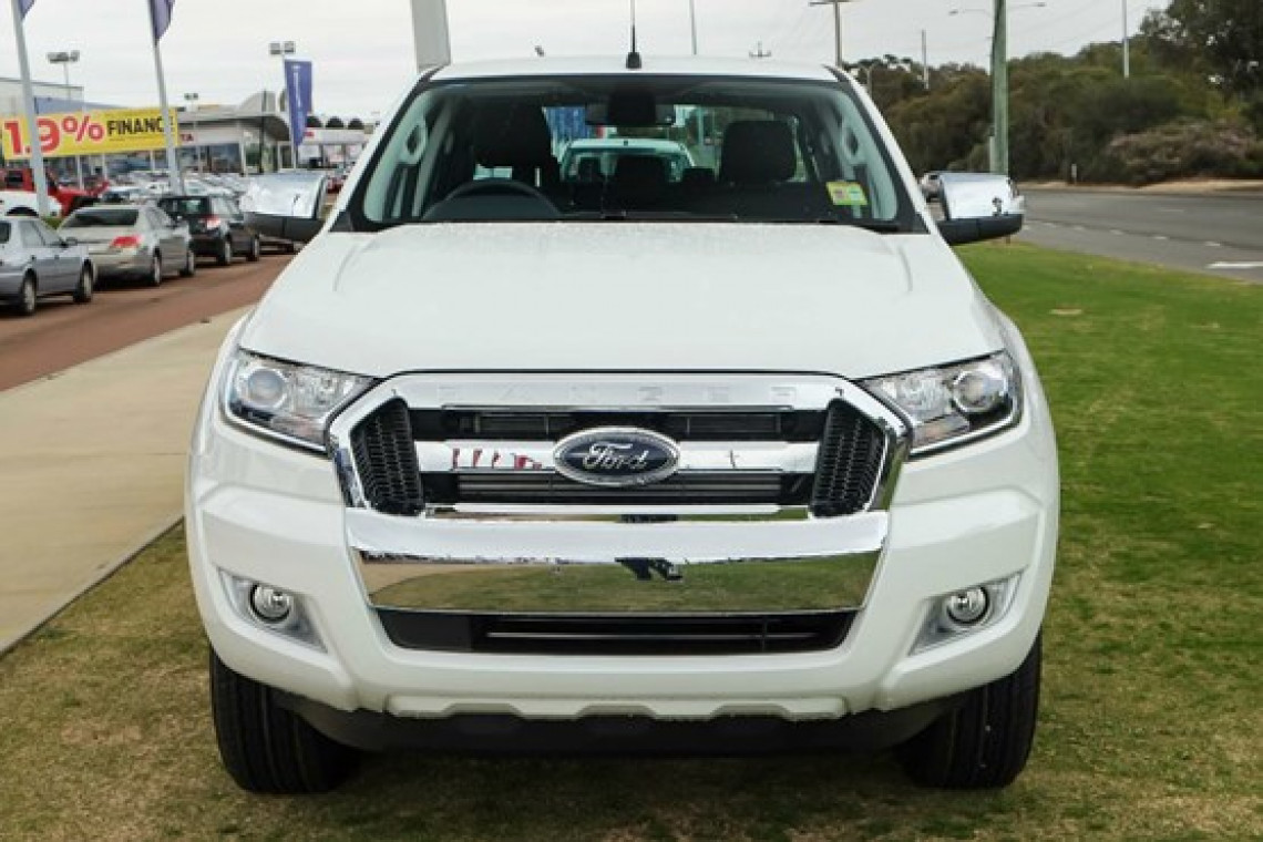 e167f068e15 New 2015 Ford Ranger #H9K3 Cairns - Trinity Auto Group