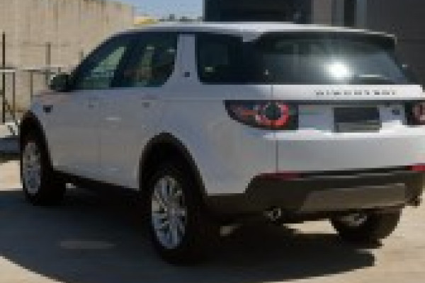 2019 Land Rover Discovery Sport L550 19MY TD4 132kW Suv Image 3