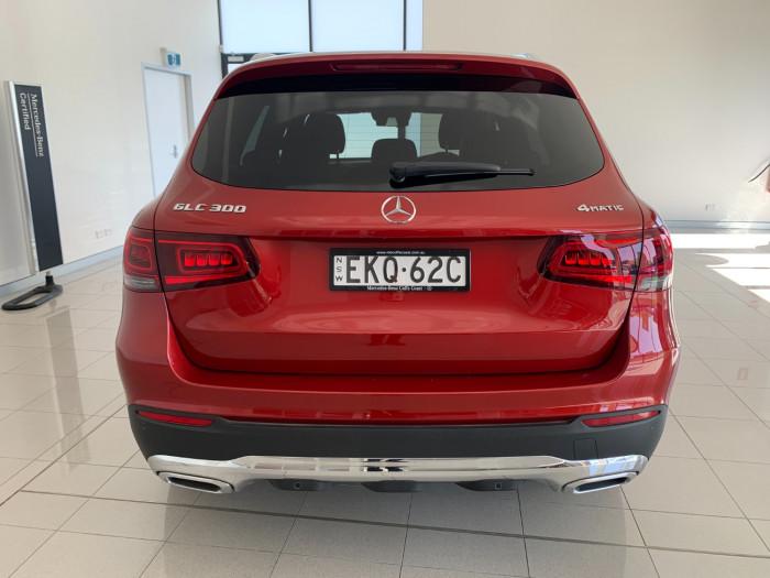 2020 Mercedes-Benz C Class GLC300 4M FL Wagon Image 9
