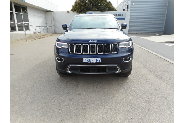 2018 Jeep Grand Cherokee WK Limited Suv Image 3