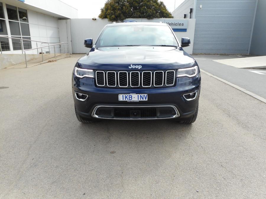 2018 Jeep Grand Cherokee WK Limited Suv