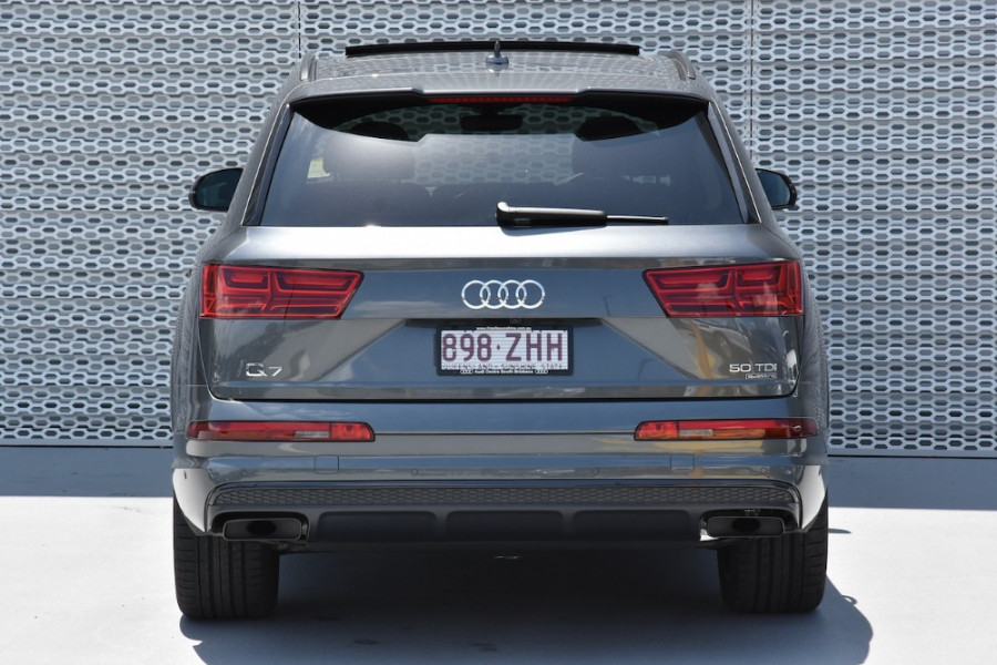 2018 MY19 Audi Q7 Suv