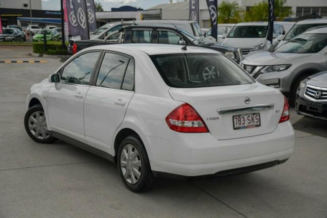 2009 Nissan Tiida ST