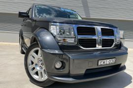 Dodge Nitro SX KA