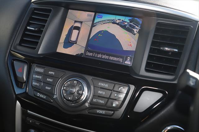 2017 Nissan Pathfinder R52 Series II MY17 ST-L Suv Image 16