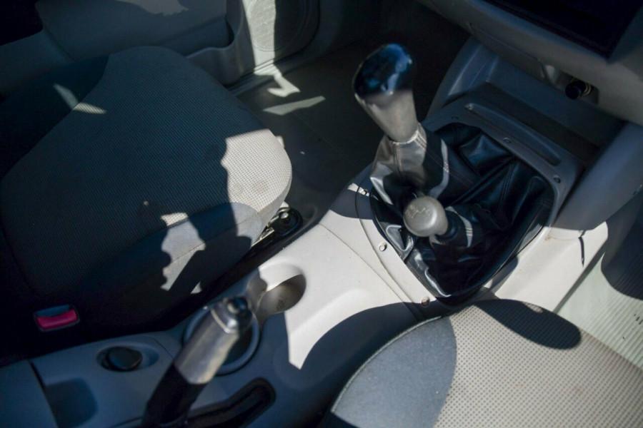 2012 Mitsubishi Triton MN MY12 GLX Cab chassis