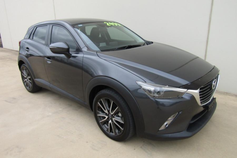 2016 Mazda CX-3 DK4W7A Akari Suv