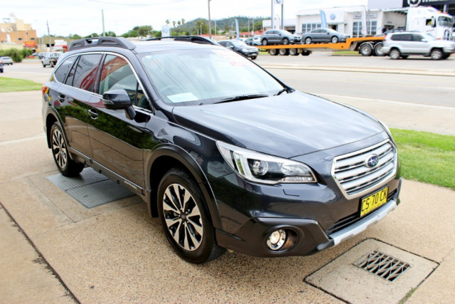 2017 Subaru Outback B6A  2.5i 2.5i - Premium Suv Image 4