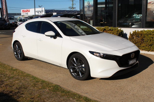 2019 Mazda 3 BP G25 GT Hatch Hatch