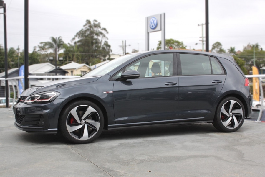Demo 2018 Volkswagen Golf V625036 Brisbane Bayside