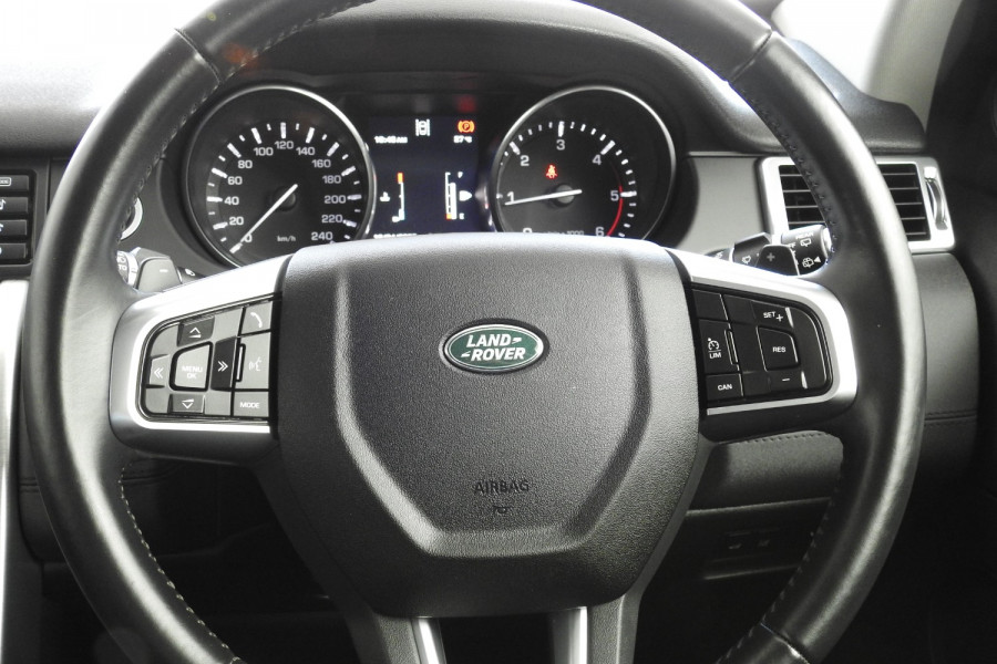 2016 MY16.5 Land Rover Discovery Sport L550 16.5MY SD4 Suv Image 14
