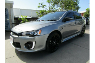 2017 Mitsubishi Lancer CF Black Edition Sedan Image 3