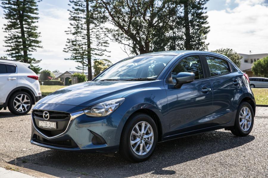 2017 Mazda 2 DJ2HAA Maxx Hatchback