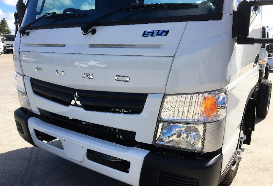 2017 Fuso Canter City Cab 515  Tray