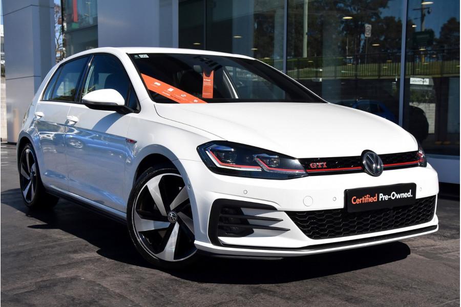 2019 MY20 Volkswagen Golf 7.5  GTI Hatchback