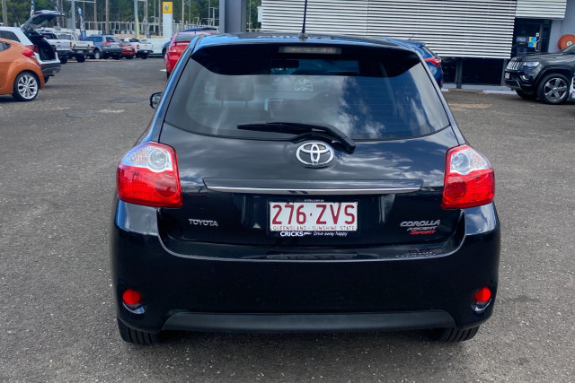 2011 Toyota Corolla A