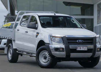 Ford Ranger XL Double Cab PX