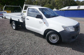 Toyota HiLux Workmate TG