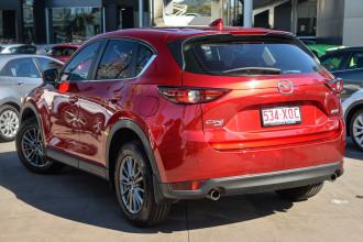 2017 Mazda CX-5 KF4WLA Maxx Sport Suv Image 2