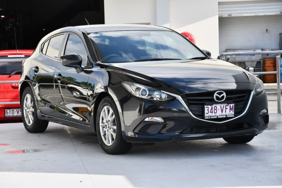 2014 Mazda 3 BL10F2 MY13 Maxx Hatch