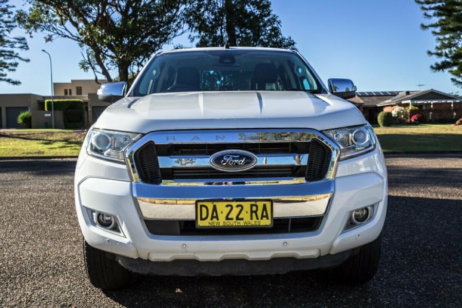 2018 Ford Ranger PX MkII  XLT Ute