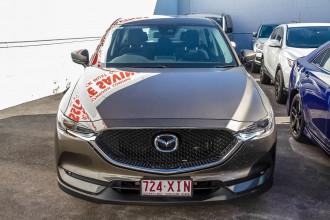 2017 Mazda CX-5 KE Series 2 Maxx Sport Suv Image 3