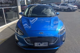 2018 MY19 Ford Focus SA 2019MY TITANIUM Hatchback Image 3