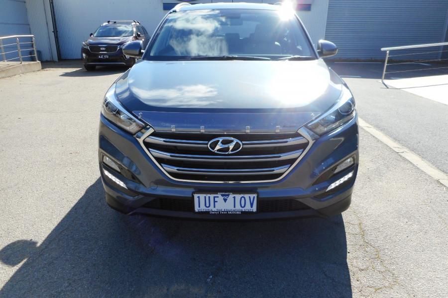 2018 Hyundai Tucson TL2  Trophy Suv Image 3