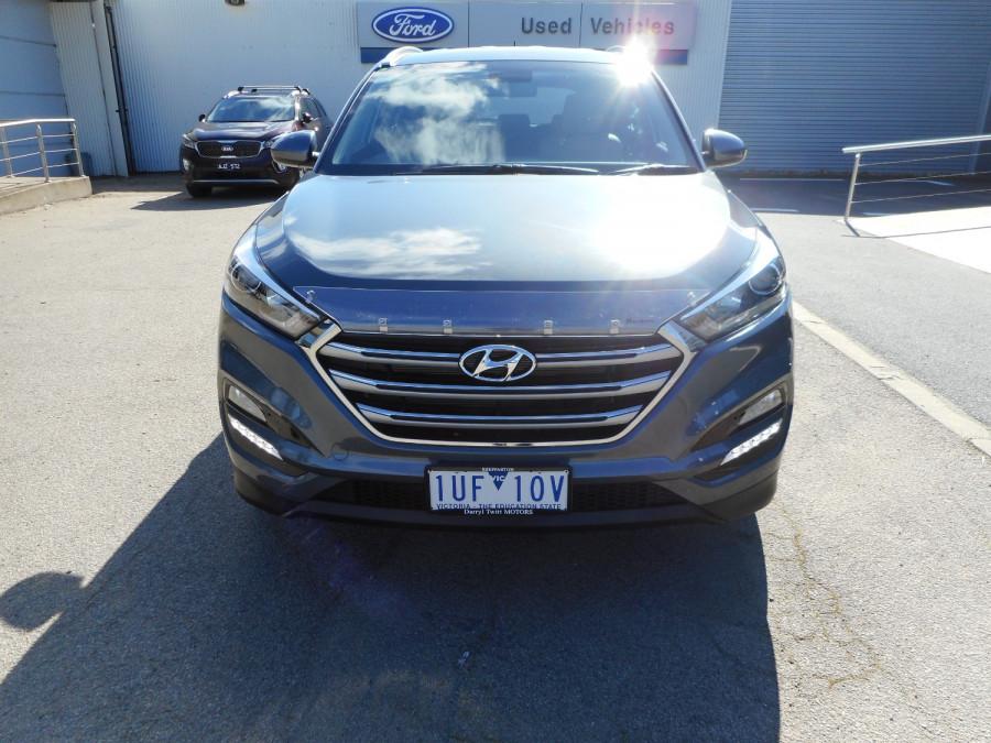 2018 Hyundai Tucson TL2  Trophy Suv