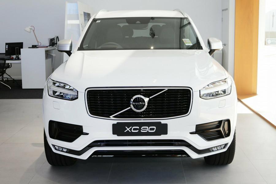 2019 Volvo XC90 L Series T6 R-Design Suv Mobile Image 2