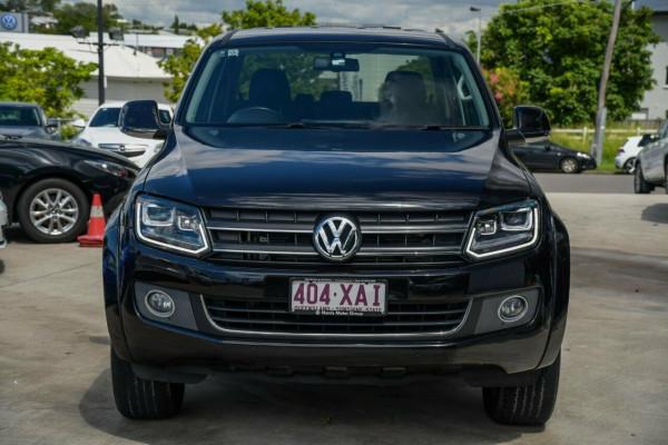 2016 Volkswagen Amarok 2H MY16 TDI420 4Motion Perm Highline Utility Image 2