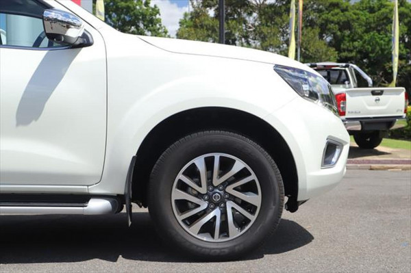 2020 Nissan Navara D23 Series 4 ST-X 4x2 Dual Cab Pickup Utility Image 5