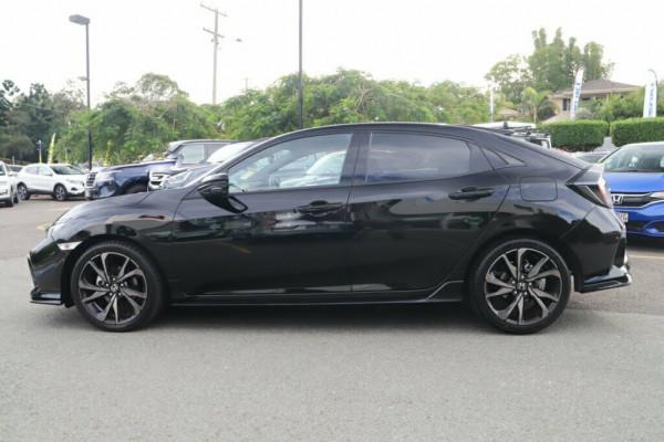 2020 Honda Civic Hatchback Image 4