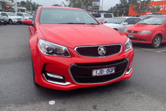 Holden Commodore SV6 VF Series II MY17