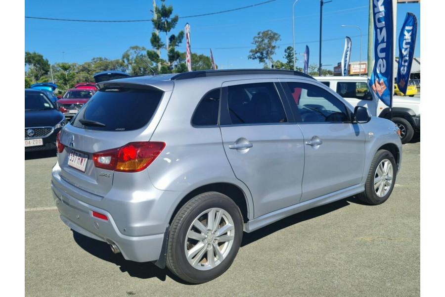 2011 MY12 Mitsubishi ASX XA MY12 Aspire Suv