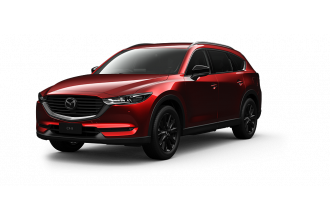 2021 Mazda CX-8 KG Series Touring SP Suv Image 2