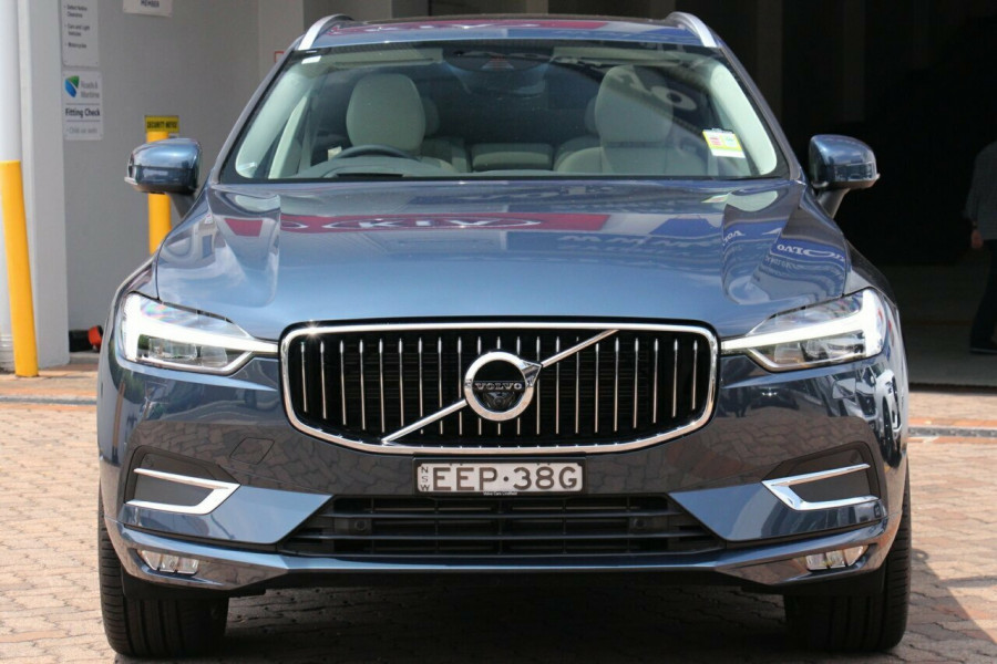 2019 MY20 Volvo XC60 UZ D4 Inscription Suv Mobile Image 17