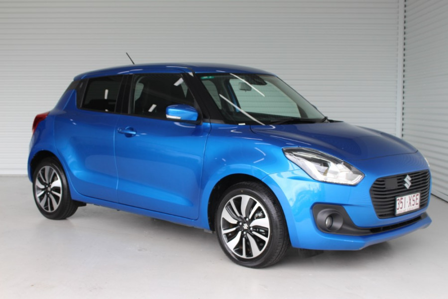 2017 Suzuki Swift AZ GLX TURBO Hatch