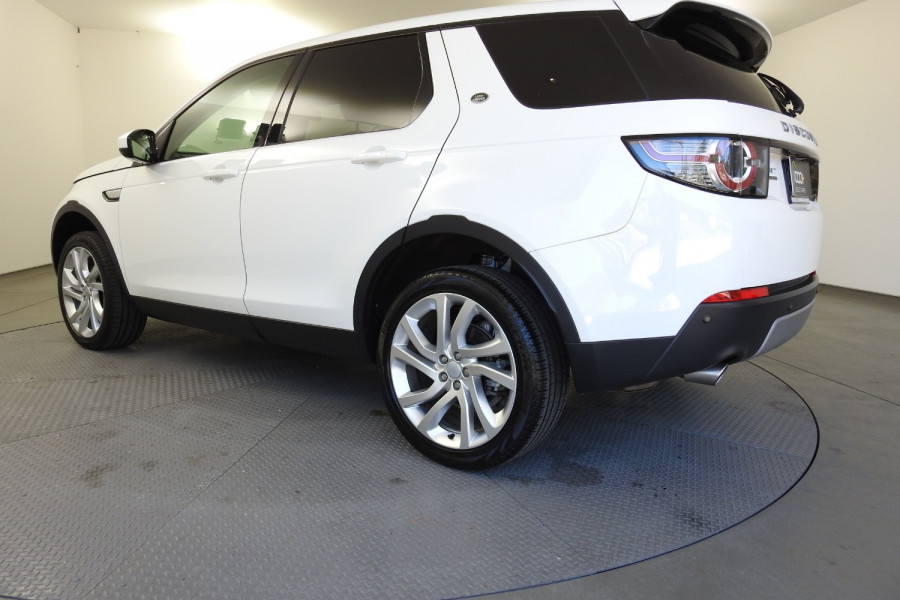 2016 MY16.5 Land Rover Discovery Sport L550 16.5MY SD4 Suv Image 7