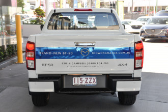 2020 MY21 Mazda BT-50 TF XTR 4x4 Pickup Dual cab Image 4