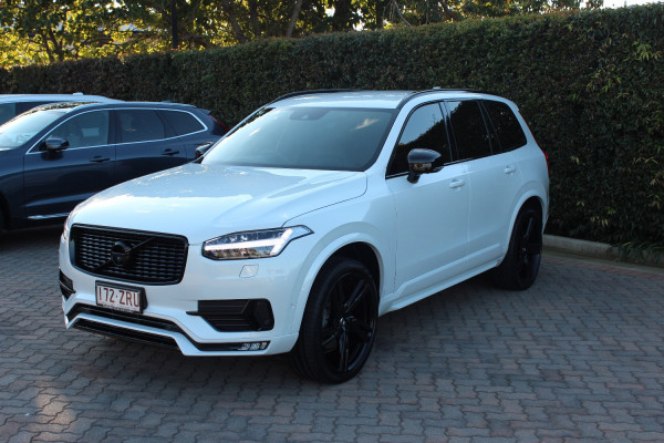 2017 MY18 Volvo XC90 Vehicle Description. L  MY17 D5 R-DESIGN WAG GEAR 8SP 2.0DTT D5 Suv Image 4
