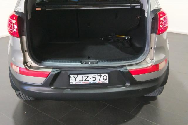 2013 Kia Sportage SL Series II Si Suv Image 5