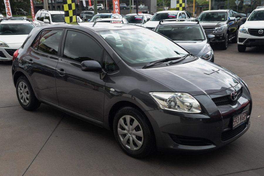 2007 Toyota Corolla ZZE122R 5Y Ascent Hatchback