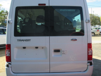 2012 Ford Transit VM Turbo Bus
