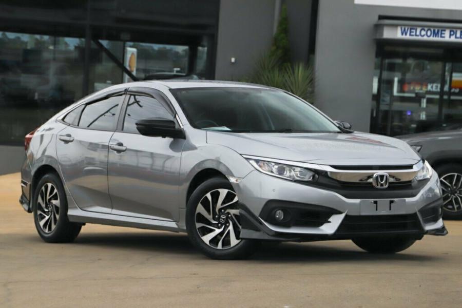 2016 Honda Civic 10th Gen MY16 VTi-S Sedan